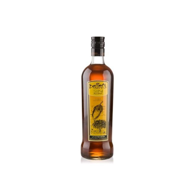 Licor de bellota sin alcohol LA EXTREMEÑA 70 cl.