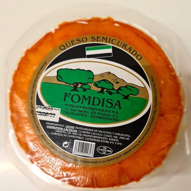 queso mezcla fomdisa